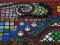 """Flow Dreaming"" mosaic box"