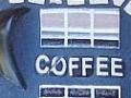 """Coffee"" mosaic plaque"